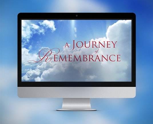 Video Memorial Services Brightside CA